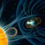 Solar Earth transmission